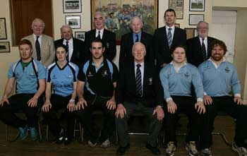 Galwegians and Corinthians