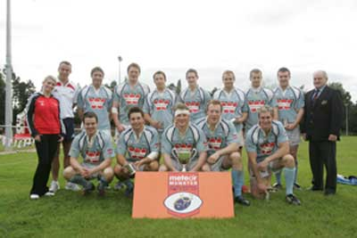 Garryowen Win the Munster 7s