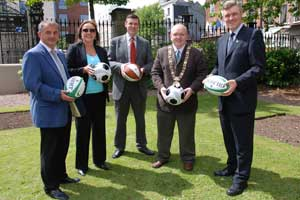 Summer of Sport Launch
