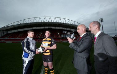 Ulster Bank League Launch