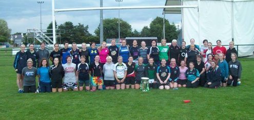 Belfast Harlequins GIVE IT A TRY