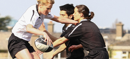 IRB Laws of Touch Rugby
