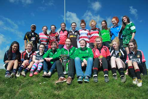 The Wicklow Girls Blitz