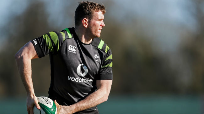 Furlong and Henderson miss out as Ireland make five changes