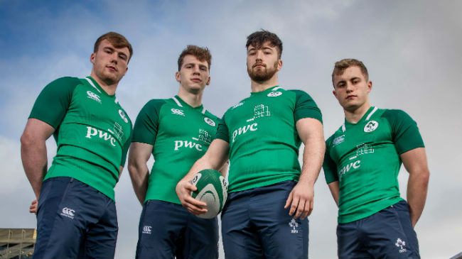 Sexton on course for 6 Nations after making Ireland squad