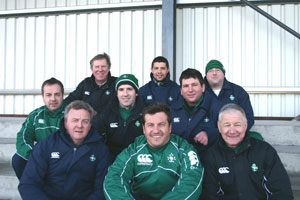 U18 Management Team