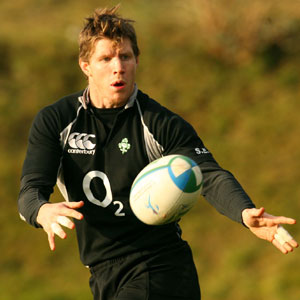 Simon Easterby In Training