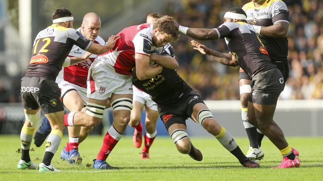 In-Form La Rochelle Dish Out Heavy Defeat To Ulster