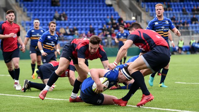 Daly Scores 23 Points In Leinster 'A' Bonus Point Victory