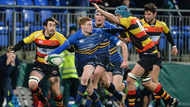 Leinster 'A' Rout Richmond But Miss Out On Quarter-Final Place
