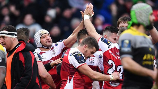 Best Stars As Ulster Leapfrog La Rochelle To Boost Quarter-Final Hopes