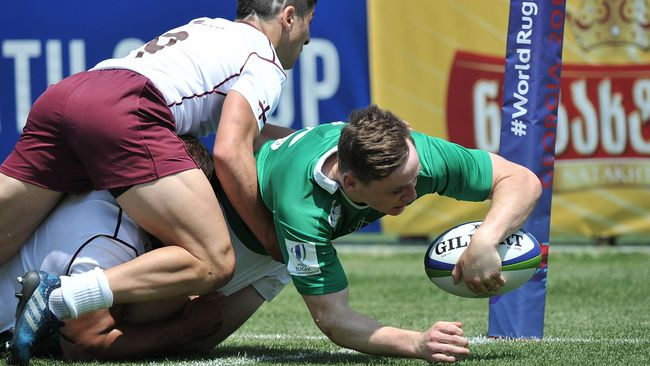 Ireland U-20s Battle Past Hosts For Back-To-Back Wins