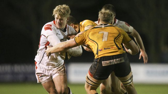 Ulster 'A' In Pole Position After Third Bonus Point Victory