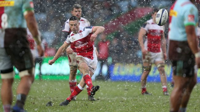 Classy Cooney Leads Ulster To Victory At Snowy Stoop