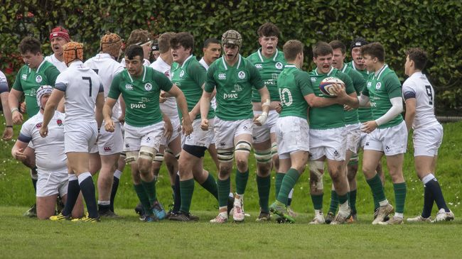 Bright Futures Ahead For Ireland U-18 Clubs & Schools' Class Of 2018