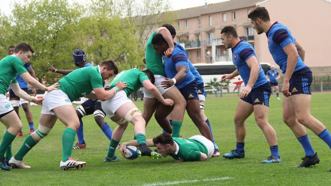 Ireland U-19s Produce Much-Improved Performance In Final Tour Game