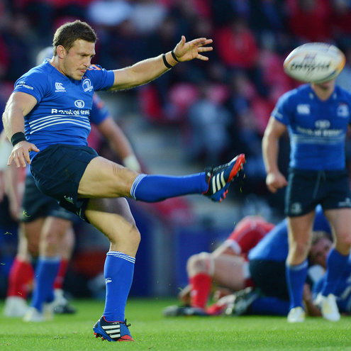 Jimmy Gopperth was in fine form for Leinster