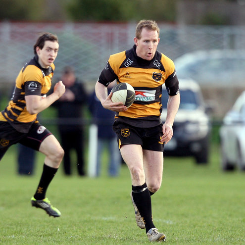 Young Munster director of rugby Mike Prendergast