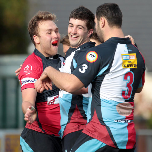 Belfast Harlequins have climbed into third place