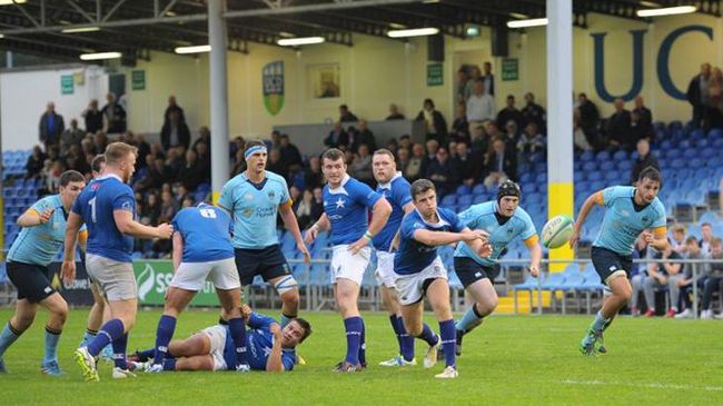 St. Mary's Win Tight Tussle At Belfield