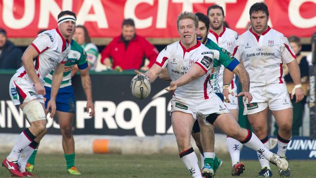 Olding On The Scoresheet In Ulster 'A' Defeat