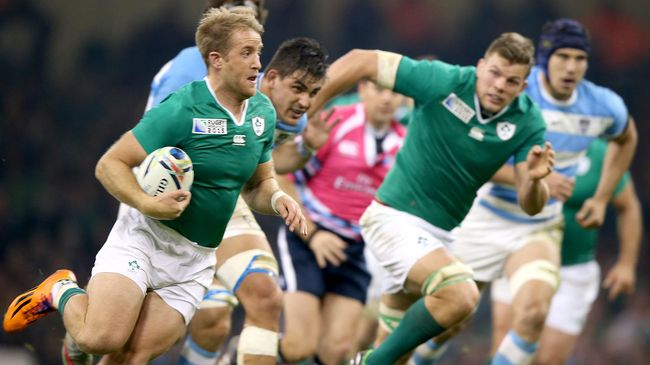 Ireland's World Cup Journey Ended By Four-Try Pumas