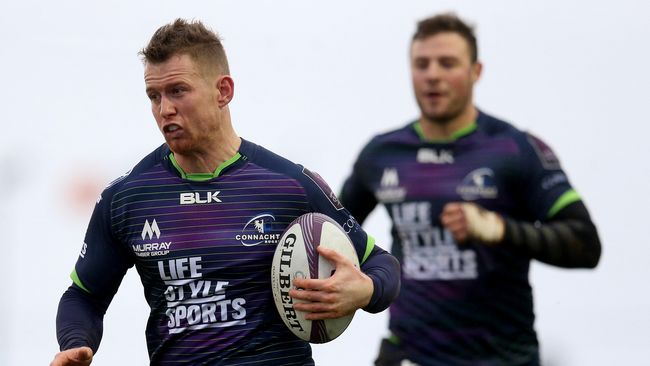 Eight-Try Triumph Sends Connacht Through To Quarter-Finals