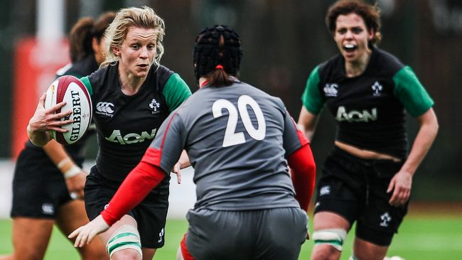 Ireland Women Lose To Wales In Six Nations Warm-Up