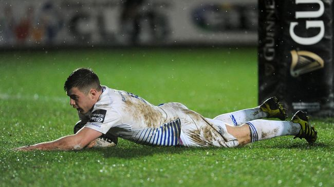 Tovey Steers Dragons Past Leinster In Newport Rain