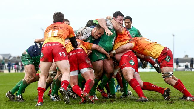 Four-Try Connacht Gain Revenge On Scarlets