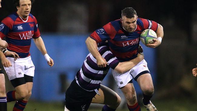 Second Half Tries Steer Clontarf To Hard-Earned Victory