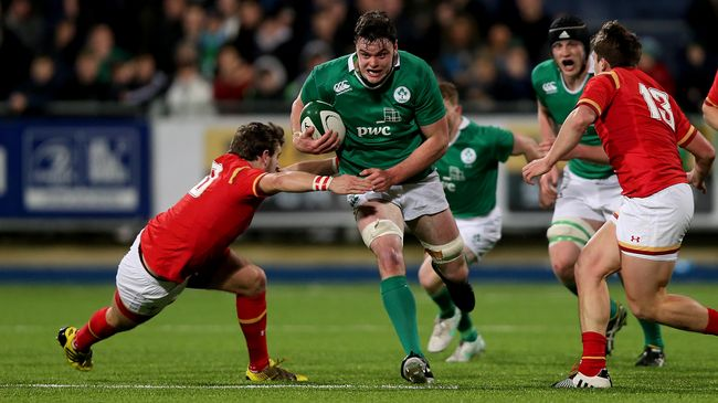 Ireland Under-20s Beaten By Wales In Thrilling Seven-Try Clash