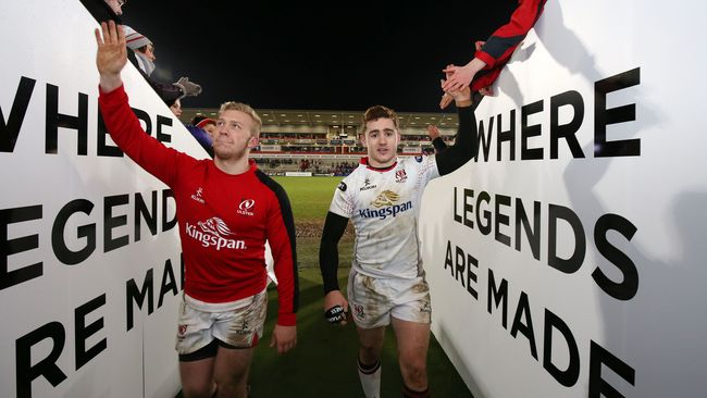 Ulster Triumph Thanks To Jackson's Late Penalty