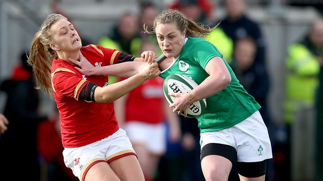 Ireland Women Enjoy Winning Start Against Wales