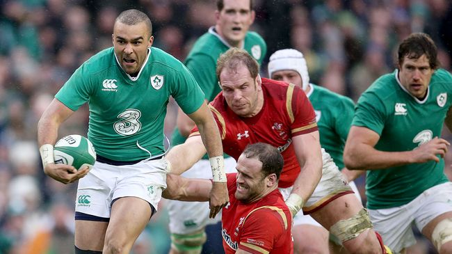 Ireland And Wales Play Out Pulsating Draw In Dublin