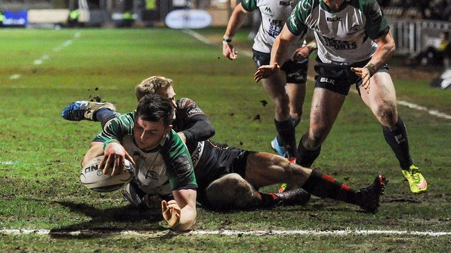 Strong Finish Sees Connacht Net Five Points In Newport
