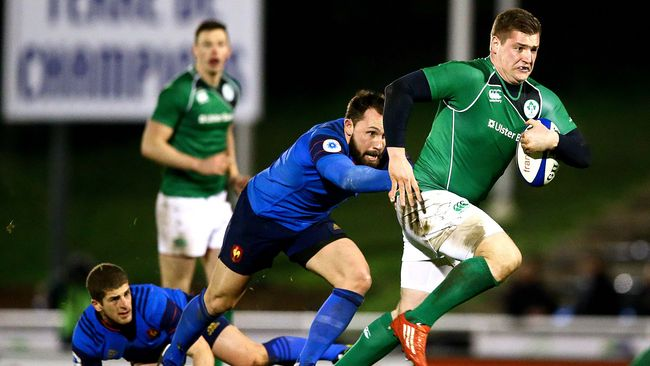 Ireland Club Team Earn Maiden Win On French Soil