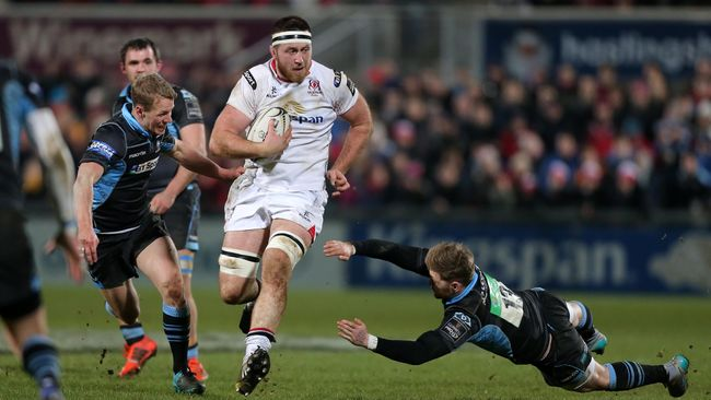 Ulster Edge Out Glasgow To Move Back To The Summit