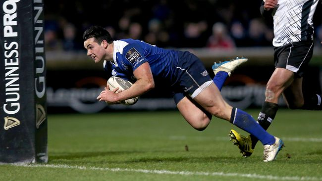 Leinster Rack Up Half Century Of Points Against Zebre