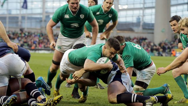 Ireland Finish Six Nations On A Winning Note
