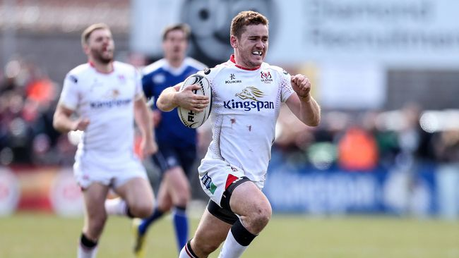 Jackson Stars As Ulster Run Out Emphatic Winners