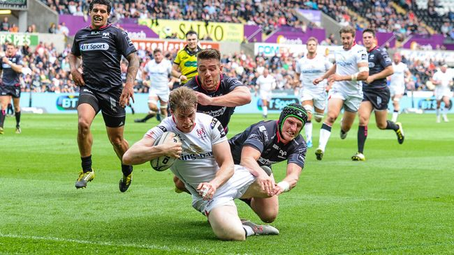 Ulster Sizzle In Swansea To Set Up All-Irish Semi-Final