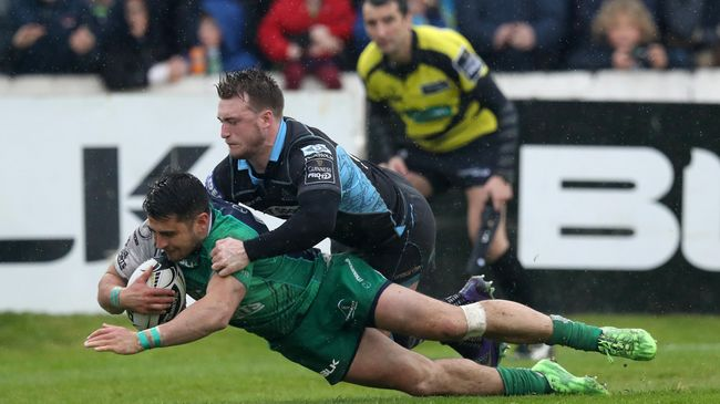 Connacht Earn Home Advantage For Glasgow Rematch