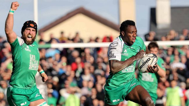 Connacht Dethrone Glasgow To Set Up All-Irish Final