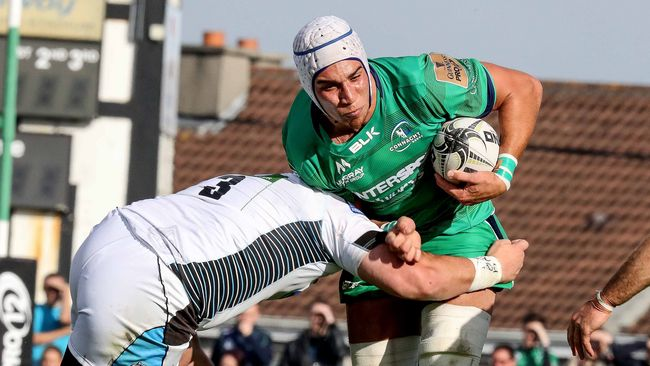 Connacht Suffer Heavy Defeat To Impressive Glasgow