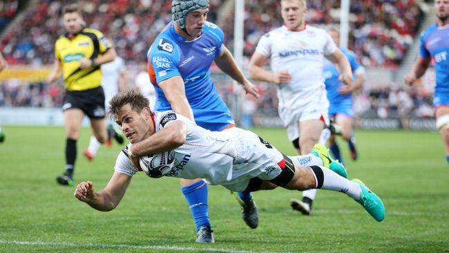 Unbeaten Ulster See Off Scarlets' Challenge