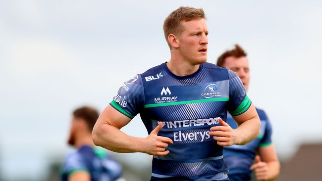 Lawler 'Proud' Of Connacht Eagles' Display In Defeat