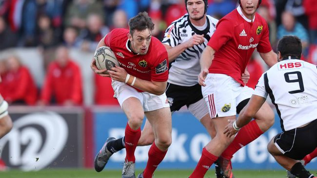 Munster Cruise To Seven-Try Victory Over Zebre