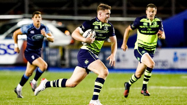 Leinster Pip Cardiff To Complete Irish Clean Sweep