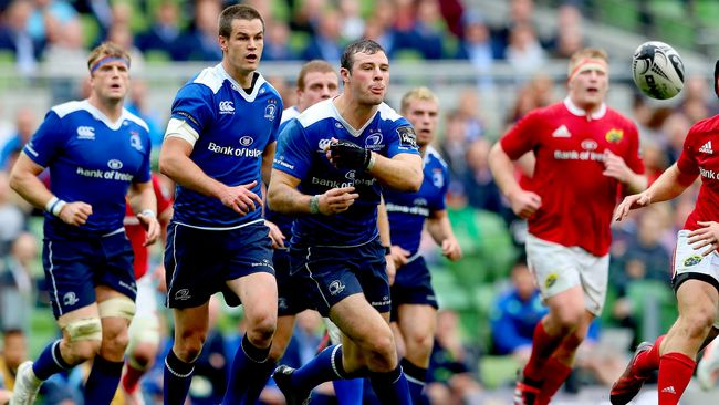 Three-Try Leinster Take The Derby Spoils Against Munster